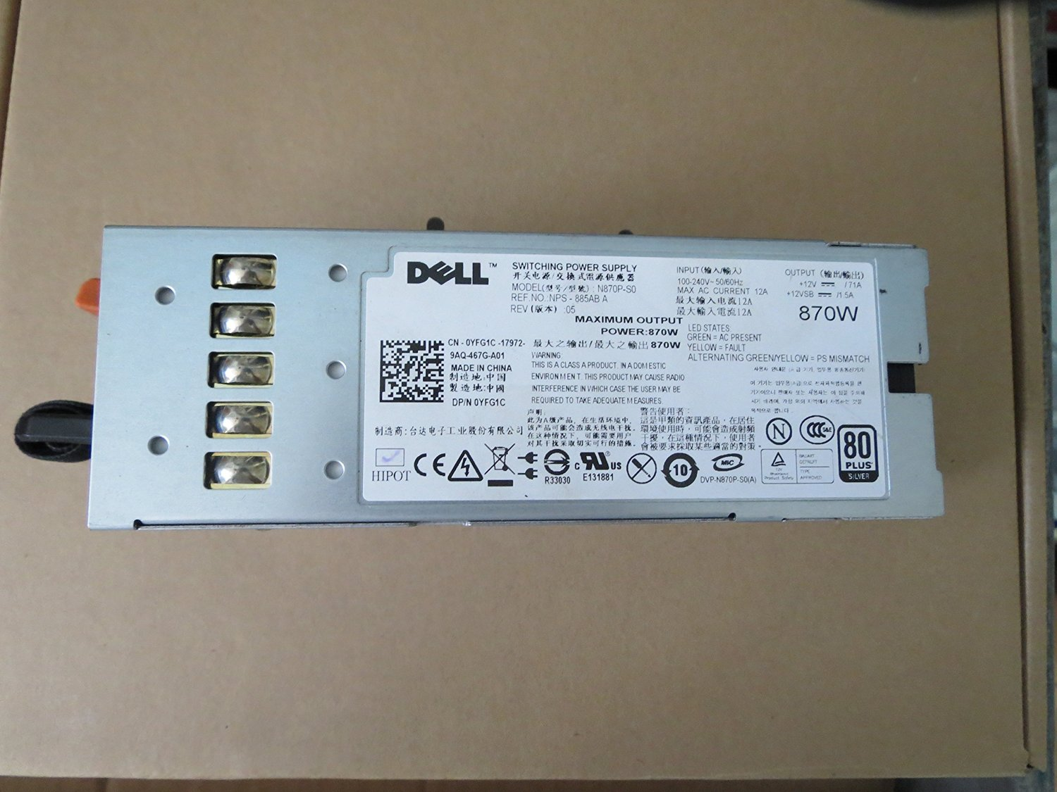 Cheap Power Supply Unit Dell, find Power Supply Unit Dell deals on