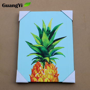 Good Price Of Pineapple Flower Plants Oil Painting On