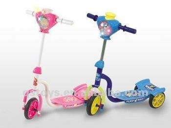 nouveau style enfants 3 roues lectrique scooter vente. Black Bedroom Furniture Sets. Home Design Ideas
