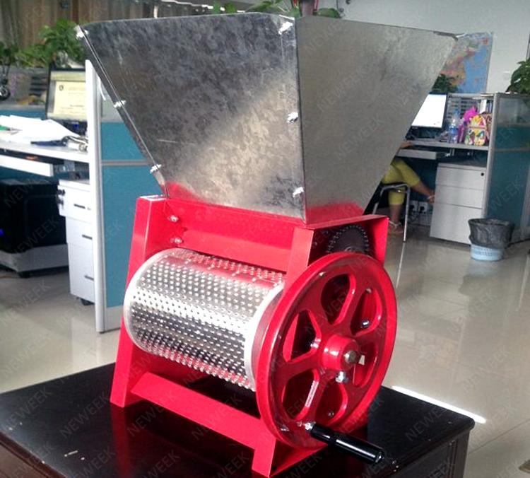 NEWEEK Etiópia mercado Filipinas manuais despolpador café preço da máquina