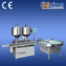 Shsina automatic olive Oil Filling Machine