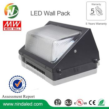 High Color Rendering Index 2015 New Shoe Box Led Wall