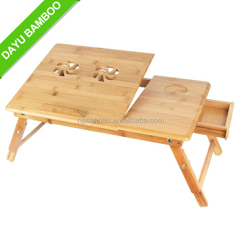 Wholoesale Folding Bamboo Table