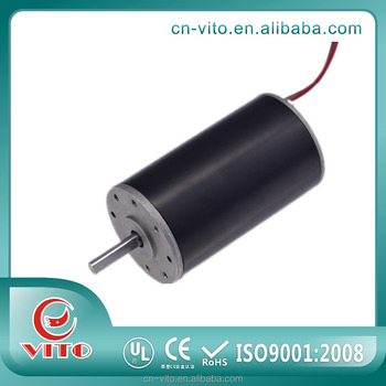 Small Powerful Electric Motor Dc Gear Motor In Low Price