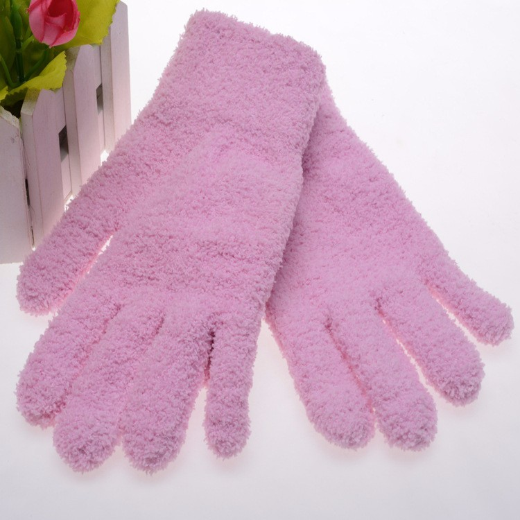 Fashion Acrylic Gloves,Knitted Magic Gloves Manufacture cheap winter knit gloves