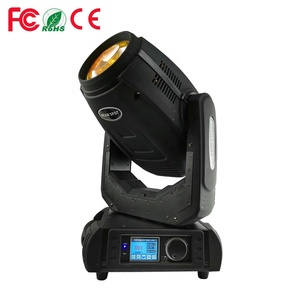 Multi Coloured Sharp Parallel Beam Robe Pointe Moving Heads 280w 10r Beam Spot Wash 3 in 1 Moving Head Light