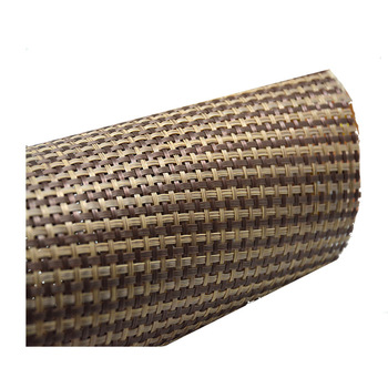 Pvc Mesh Rattan For Beach Chair Use Raw Vinyl Material For Plastic Chairs  Decoration