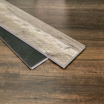 Commercial Office Decoration Click Lvt Wood Pattern Vinyl Flooring