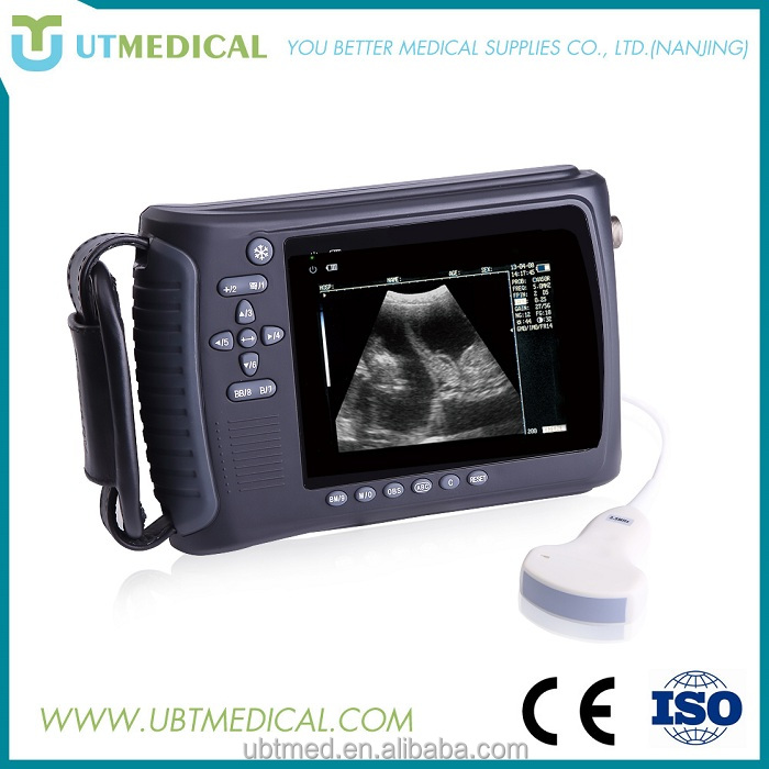 Hot cheapest handheld ultrasound B protable ultrasound for Ovine, Bovine, Equine, Swine