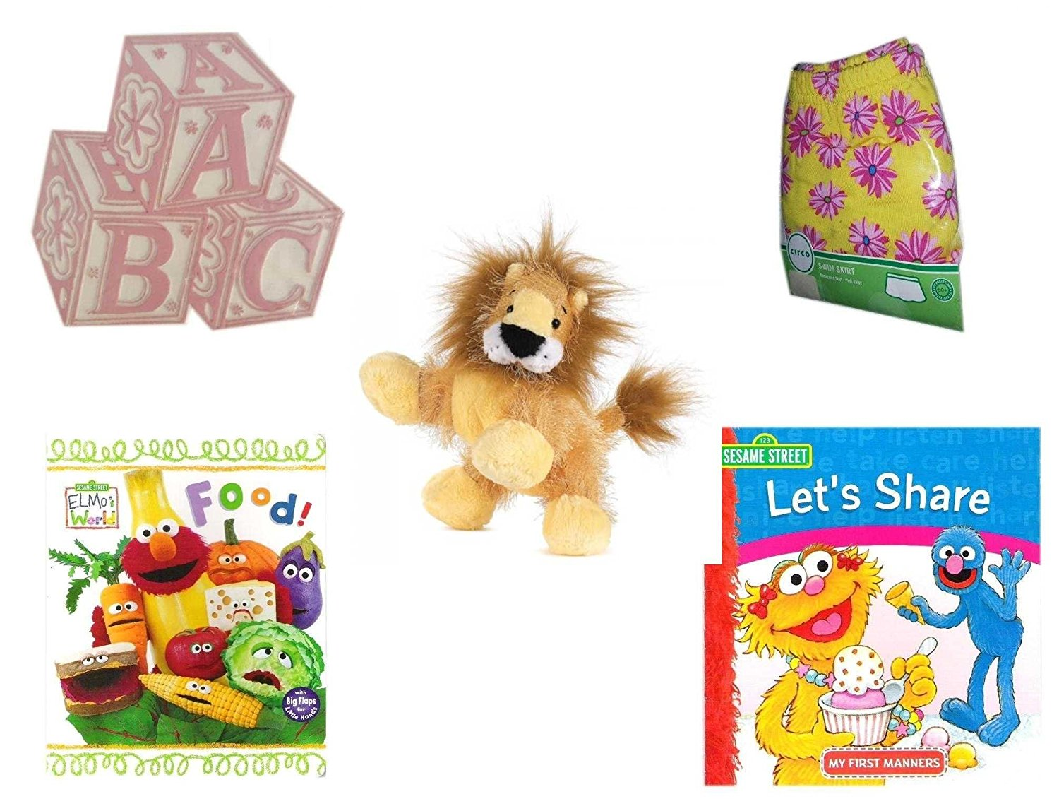 Buy Childrens Gift Bundle Ages 0 2 5 Piece Abc Baby