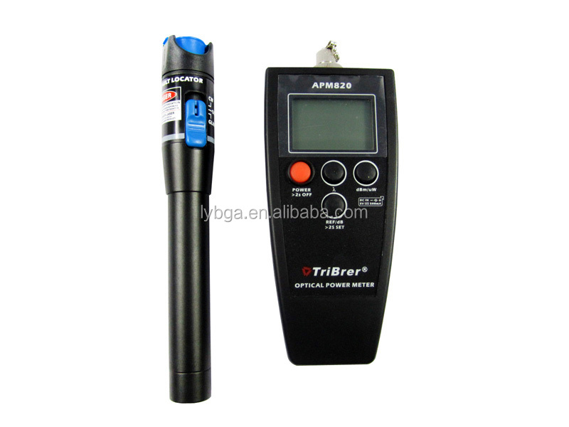 Handheld Portable APM820 fiber optic power meter