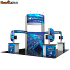 Aluminum Profiles Exhibition Booth High Quality Customized Portable Extrusion Aluminum Profiles Exhibition Fair Booth