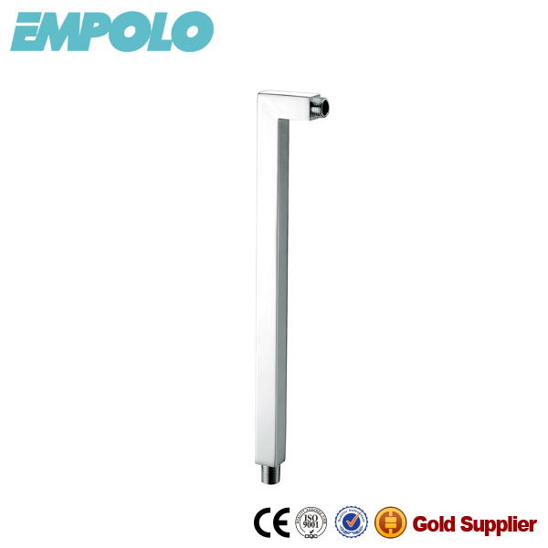 China Kaiping Factory Brass Square Shower Arm For Bath Shower Head SA004