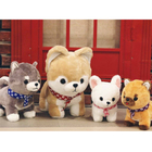 new toys for children in 2017 plush akita dog manufacturer china baby boutique wholesale soft cute toy dog