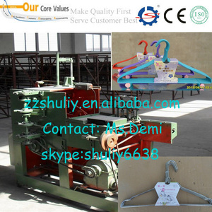 1620-1680 pcs/hr used wire hanger making machine