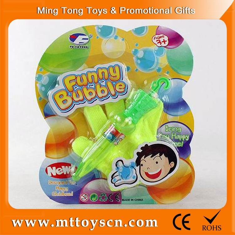 Magical touchable bubble tubes Non-toxic bubble stick