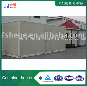 High quality container housing