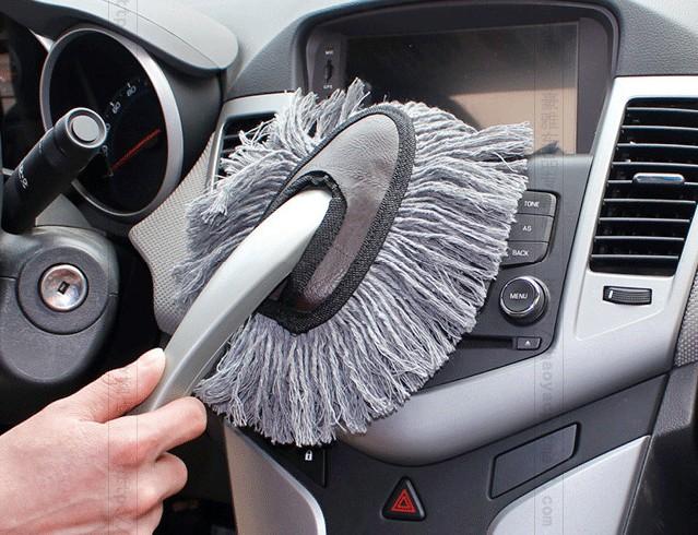 Автомобиль чистым мелки восковые перетащить фурмы автомойка кисть шань автомобиль швабры тряпку серый поставки