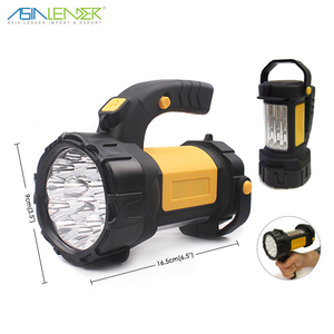 Powered by 3*AA Battery Multifunction Adjustable Cordless Spotlight