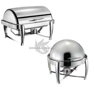 Buffet Golden and Silver Color All Types Chafing Dishes