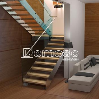 Escalier Intérieur Résidentiel Escaliers Modernes Pour Kit Extérieur ...