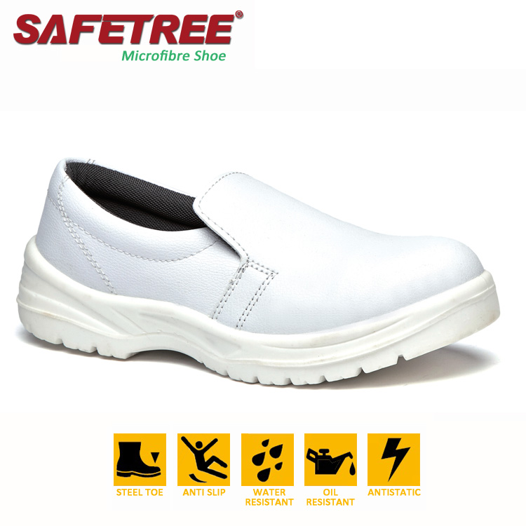 Microfibre Esd Medical Safe Shoe