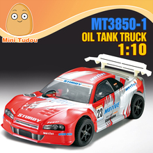 RC Oil Truck Car 3850-1 1 10 Scale 18 Engine Nitro RC Car Christmas New Products Gas Poweered Remote Control RC Petrol Cars
