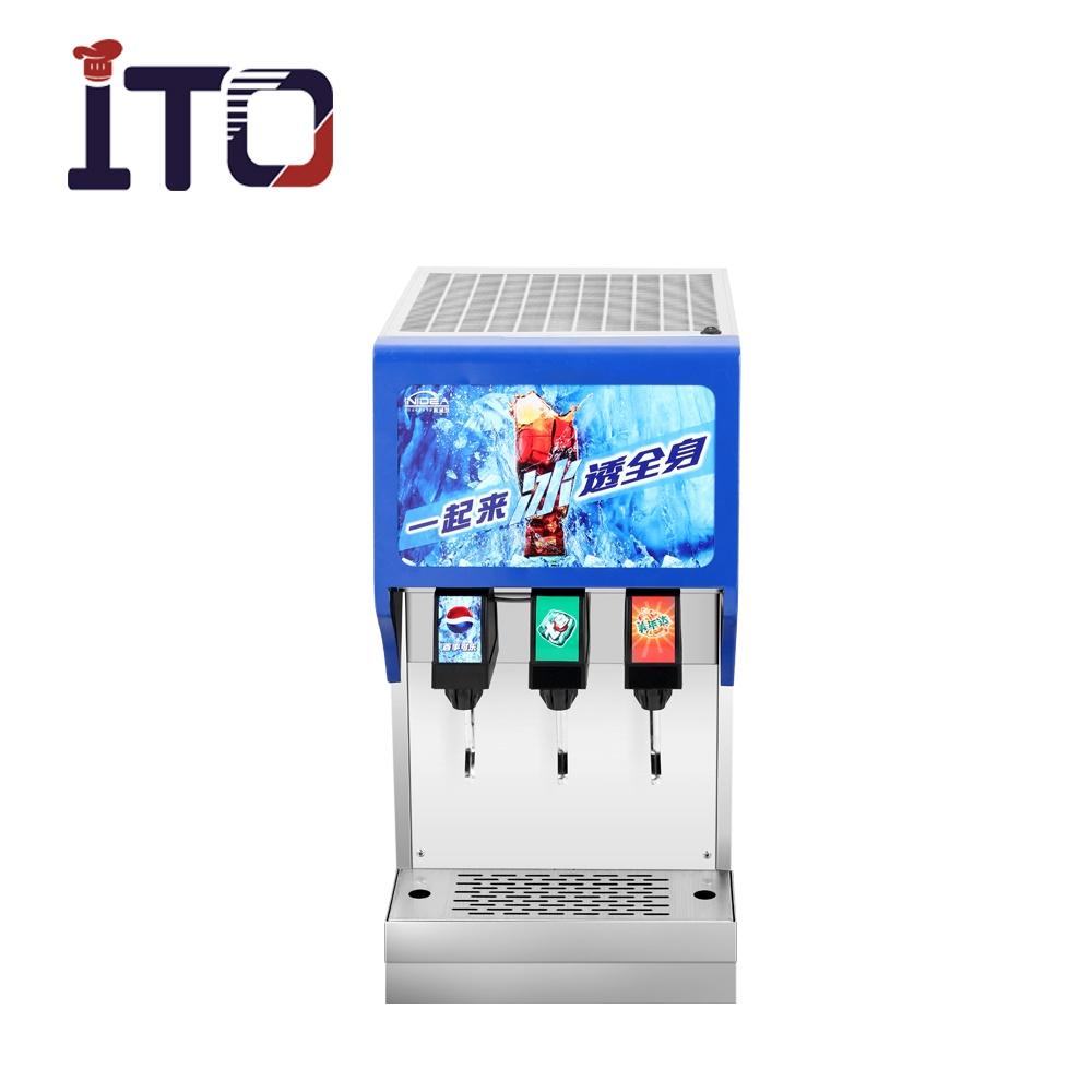IKLJ-3-BB Automatische commerciële koolzuurhoudende dranken met 3 kleppen