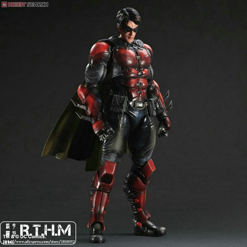 Square-Enix-BATMAN-ARKHAM-ORIGINS-PLAY-ARTS-Kai-Robin ...