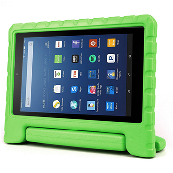 Cheap hot product eva high quality child proof handle stand case cover for Kindle Fire HD 8 tablet