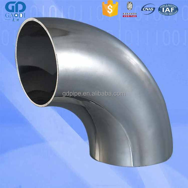 Din Steel 180 Degree Forged China Stainless Steel Elbow Ss304 Ss316L