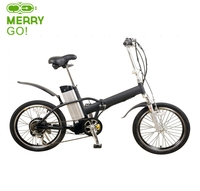 International trade ebike 20inch folding mini scooter electric bicycle with EN15194 certificate