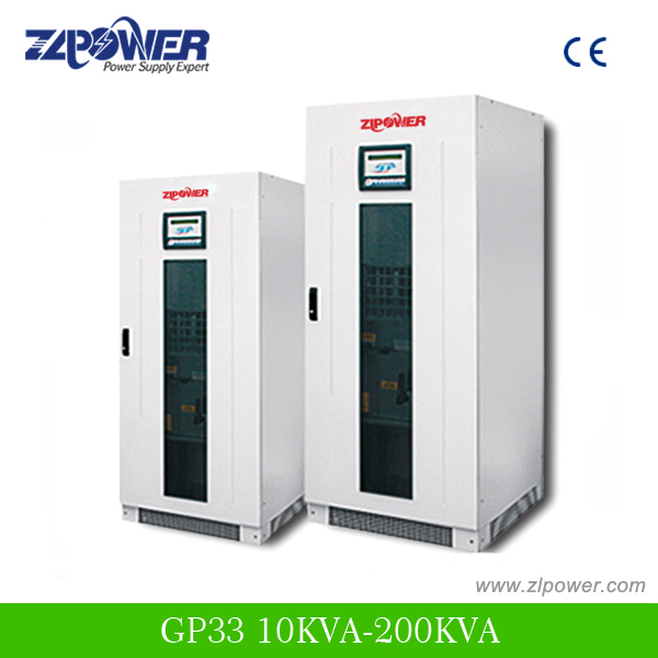 Hot Online UPS Three Phase Low Frequency Online UPS 10kva to 200kva