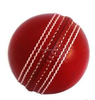 hot sale leather cricket ball