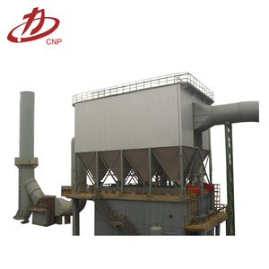 Industrial Pulse Bag polishing machine dust collector for Cement Plant or Boiler