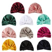 Spring Autumn Cotton Baby Hat Brand Candy Color Boy Girl Infant Caps Newborn Baby Beanies