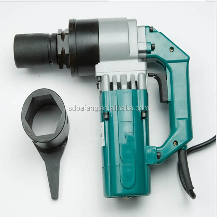 High effective electric impact torque wrench