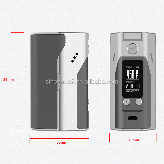 Large Stock Hot Selling Wismec reuleaux rx200 vs wismec rx200s From sinovape