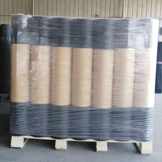 Black building paper and roofing felt bitumen roll ASTM D226/D4869 felt paper