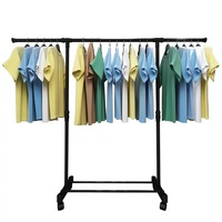 2019 Amazon top seller detachable hotel clothes stand garment drying rack