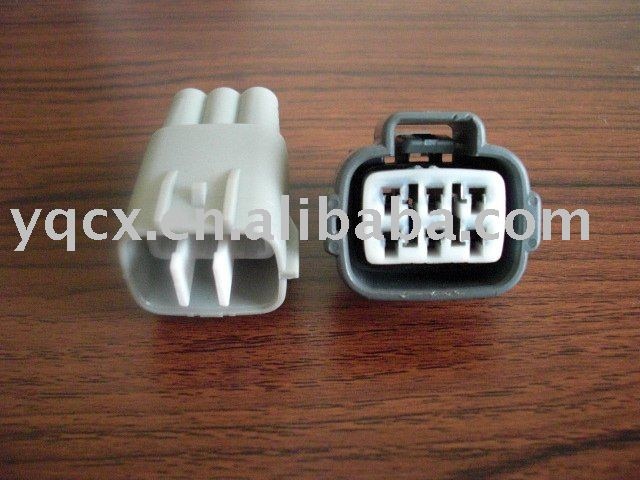 Toyota 6 poles Male & Female Waterproof auto Connector
