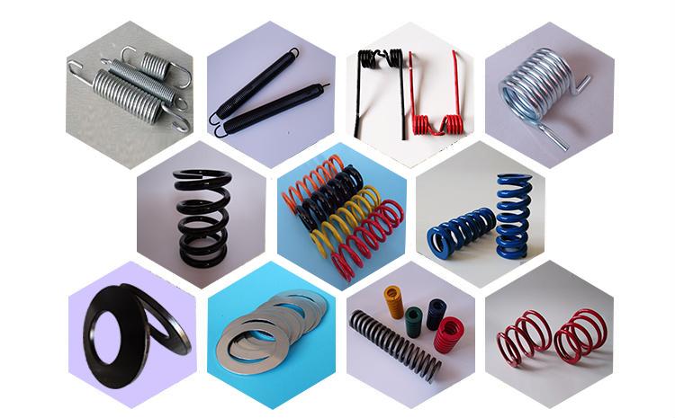 2015 New Design Low Price torsion spring making machine