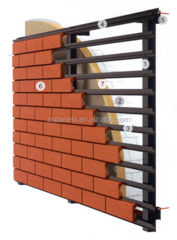 Brique De Parement Rouge Pas Cher : Hotsale nouveau pas cher rouge brique de parement