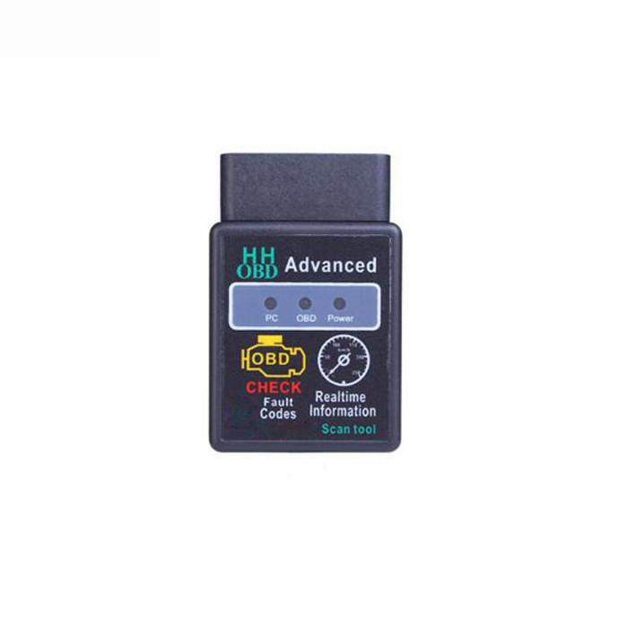Wireless OBD2 ELM327 V2.1 Scanner HH OBD Avanzata OBDII ELM 327 Auto strumento di Auto Diagnostica Scanner con CE