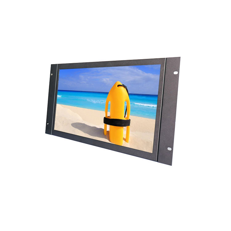 17.3 Inch 1000cd/m2 High Brightness LCD Touch Screen <strong>Monitor</strong>