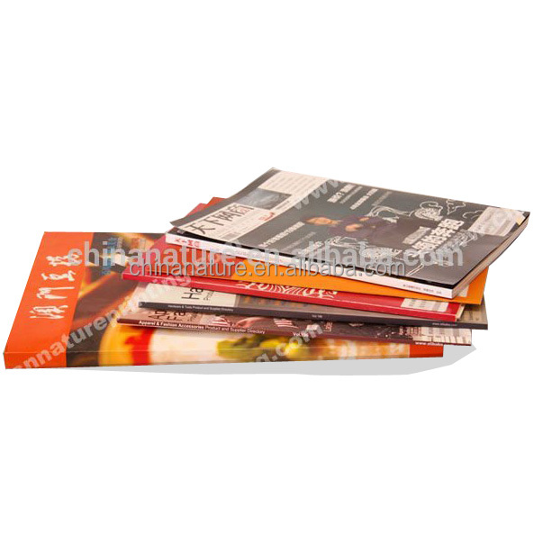 Hot Selling Cheap Magazine printing With Considerate Services