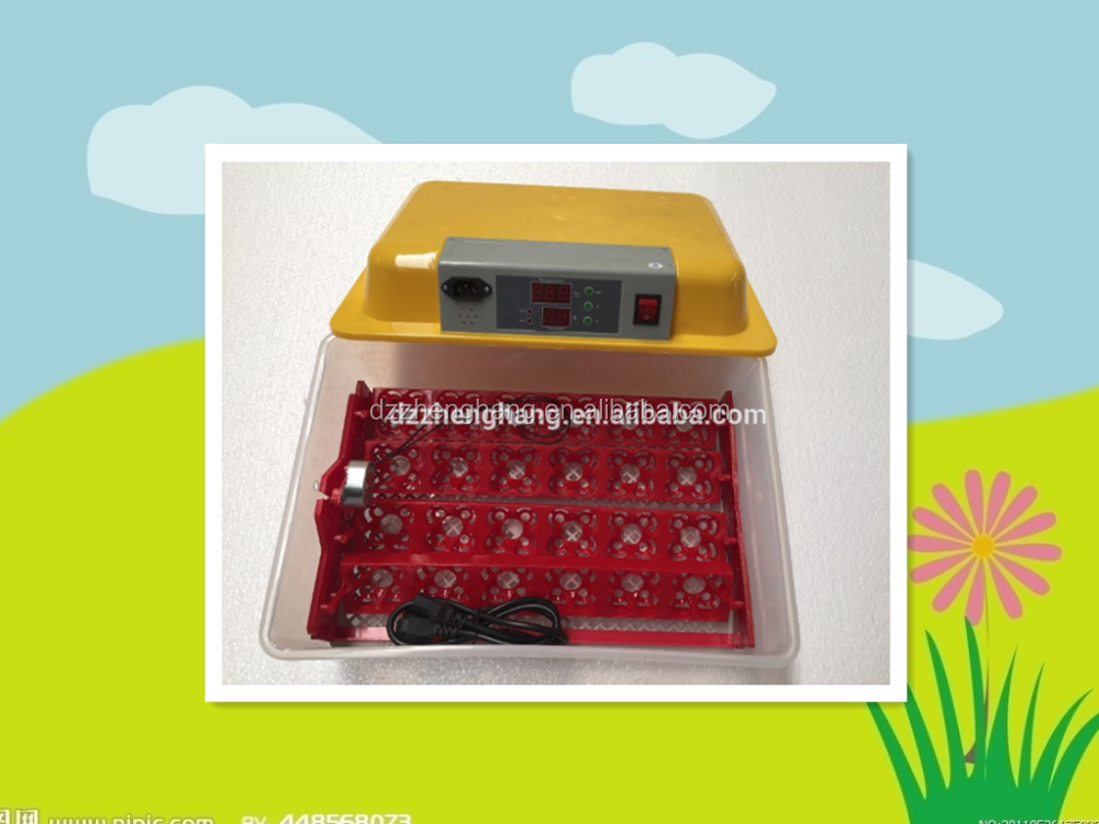 Good Quality High Hatchability Automatic Family Egg Incubator 24 eggs with CE Certificate