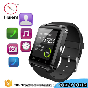 "Hot Selling Android 1.44"" Screen 128*128 BT 4.0 Smart Watch U8 cell phones smartphones"