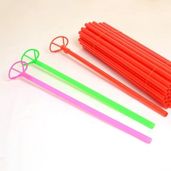 Plastic Material and All Holiday Festival Plastic Balloon Sticks
