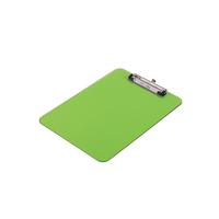Office/school Profile/flat Letter Office Size Writing Plastic Clipboard Low Profile Clip Board